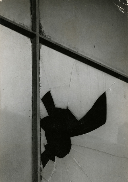 , 'Cracked glass,' 1947, Pace/MacGill Gallery
