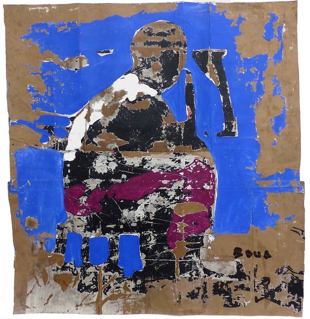 , 'Brobrosseurs #7,' 2018, Galerie Cécile Fakhoury - Abidjan