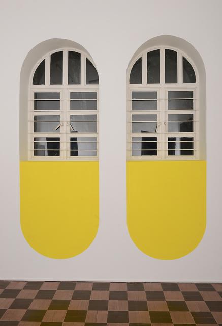 , 'Ojeras (Eye bags),' 2018, Travesia Cuatro