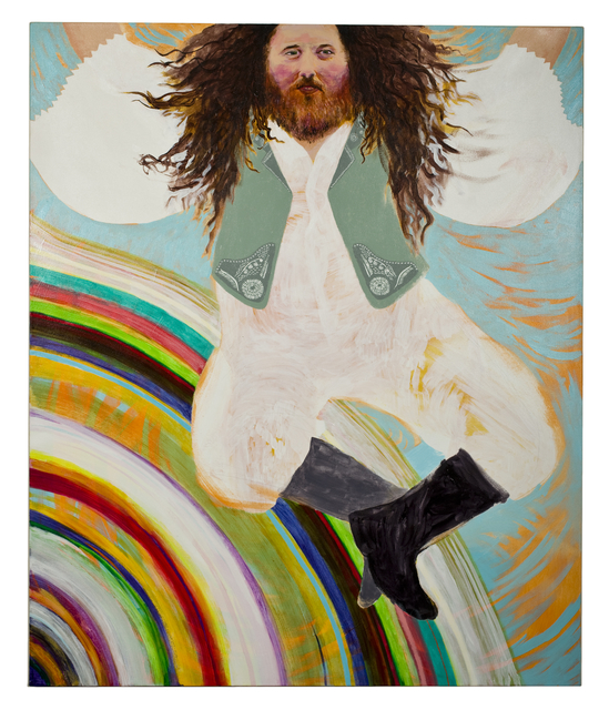 , 'Freedom (Richard Stallman Folk Dancing),' 2008, Klowden Mann