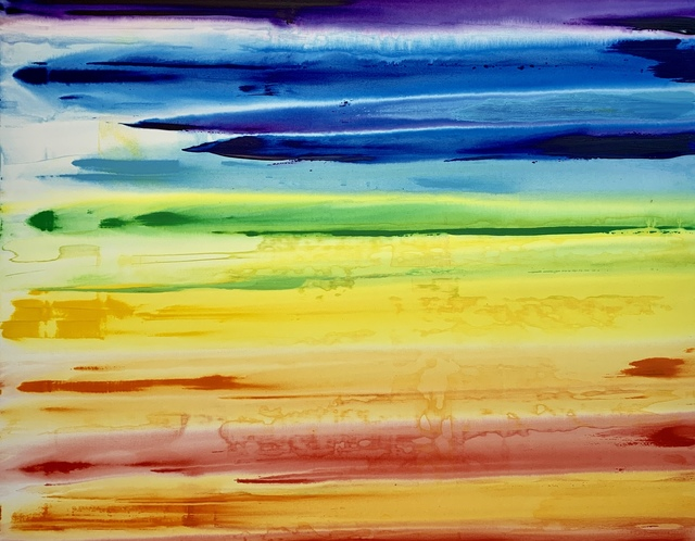 Erik Skoldberg, 'Erik Skoldberg, Rainbow Edit', 2019, Oliver Cole Gallery