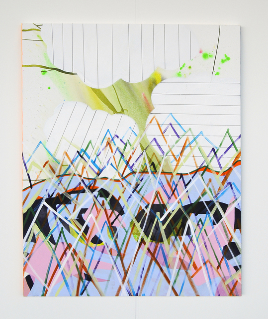 , 'The Walls Around Us,' 2015, Romer Young Gallery