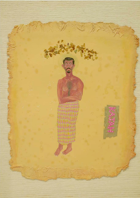 , 'Page from album,' 2016, Priyasri Art Gallery
