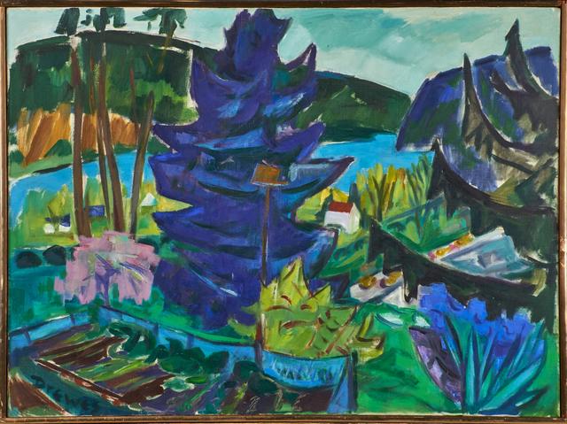 Werner Drewes, 'Untitled (Point Pleasant)', 1968, Rago/Wright