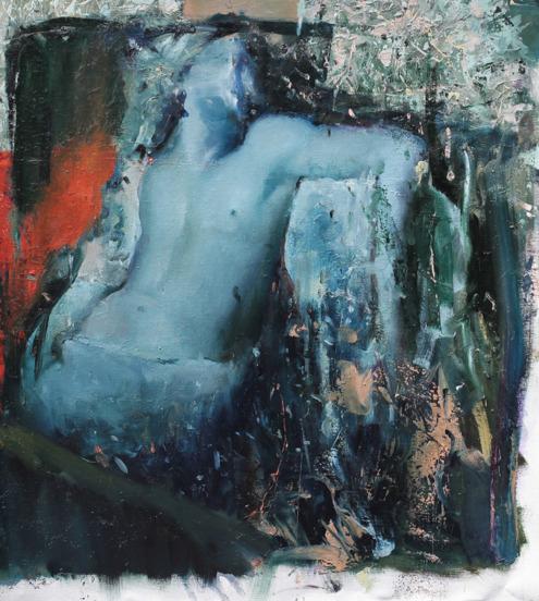 , 'The Entombment 2,' 2015, NUNU FINE ART