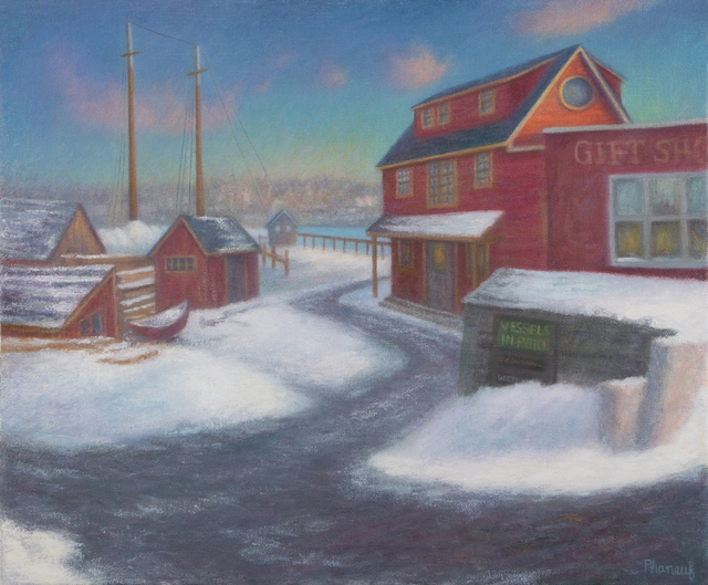 , 'Before Season,' 2018, The Guild of Boston Artists