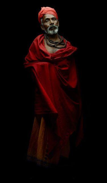 Denis Rouvre, 'SADHU (RED)', 2013, Gallery 32