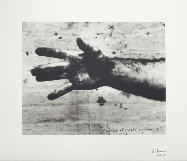 , 'Still from 'Hand Catching Lead',' 2009, Gemini G.E.L. at Joni Moisant Weyl