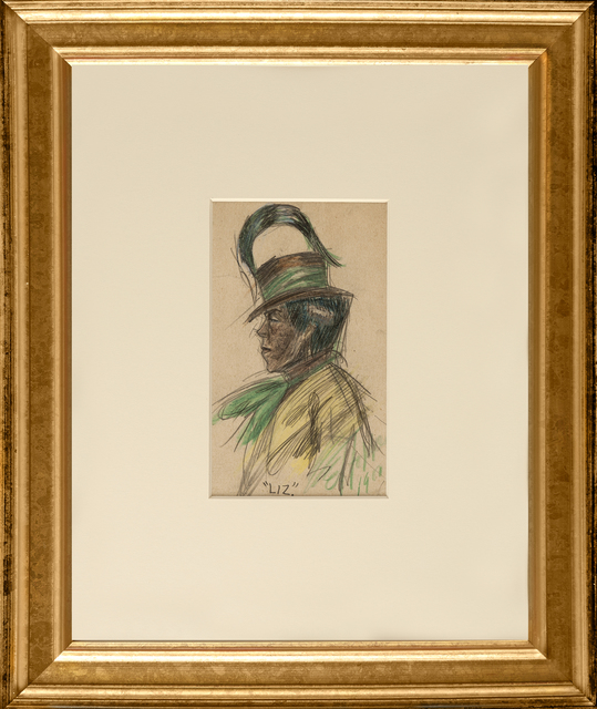, 'Liz,' ca. 1900, Thurston Royce Gallery of Fine Art, LTD.