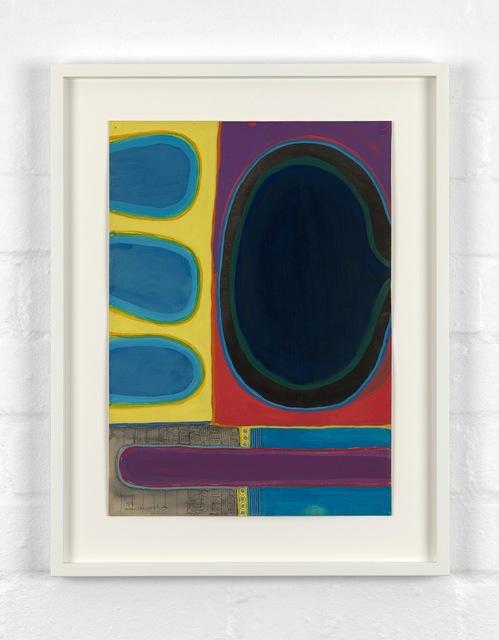 Minoru Onoda, 'Untitled', 1973, Anne Mosseri-Marlio Galerie