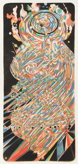 , 'Black Star,' 2016, Pierogi