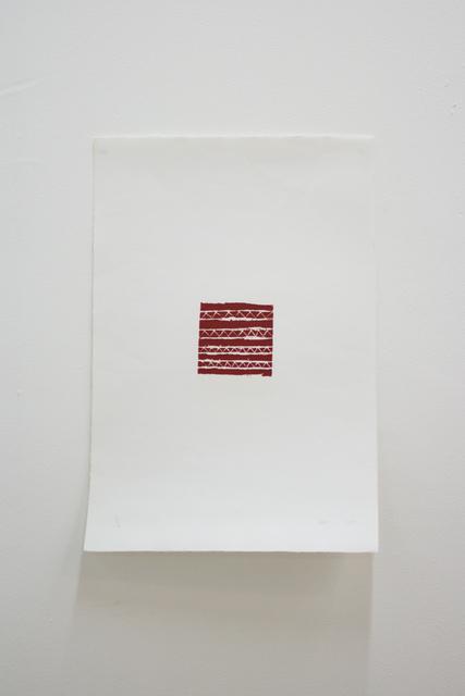 , 'Untitled (I),' 2013, ABRA