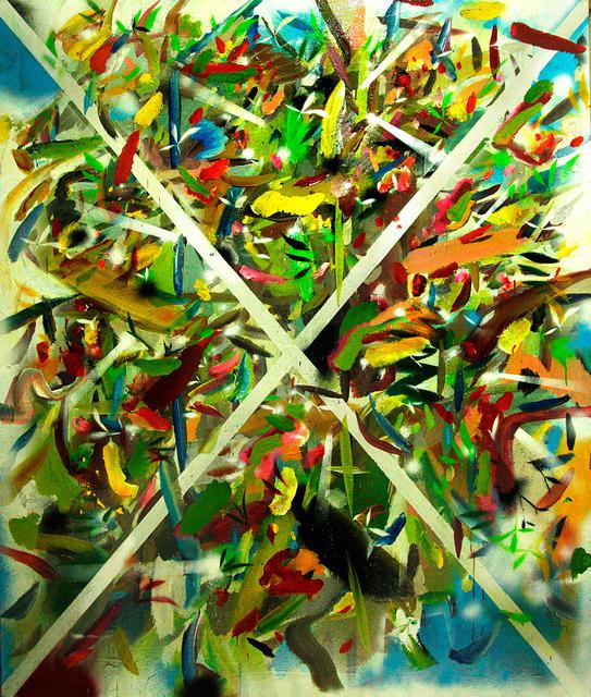 , 'X,' 2013, Anna Laudel