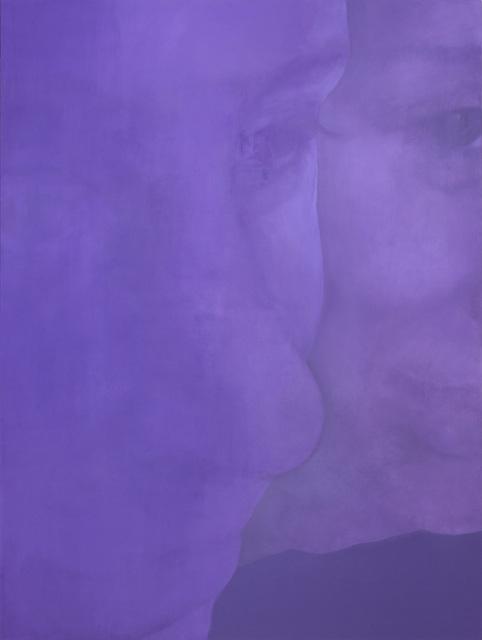 ", 'Diptych ""Reflections"" , Part I,' 2010, Galerie Sandhofer"