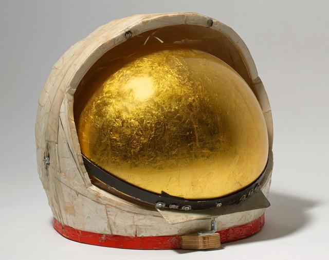 , 'Helmet,' 2011, Gagosian