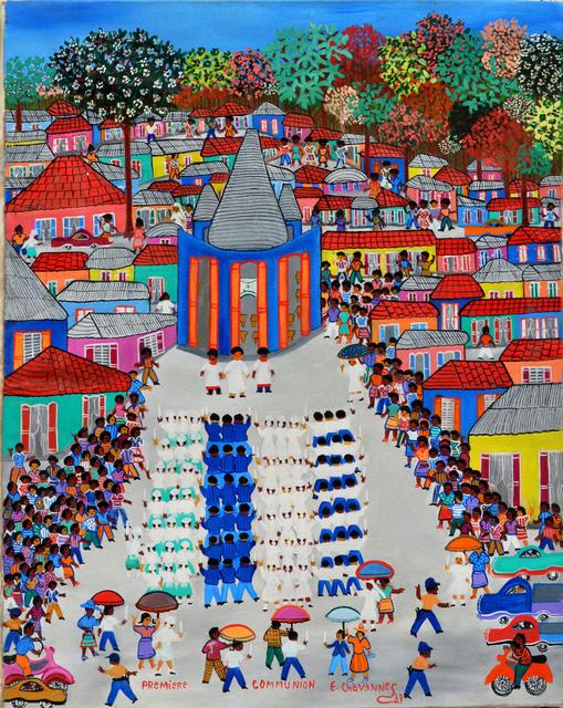 , 'Première communion,' , Le Centre d'Art d'Haïti
