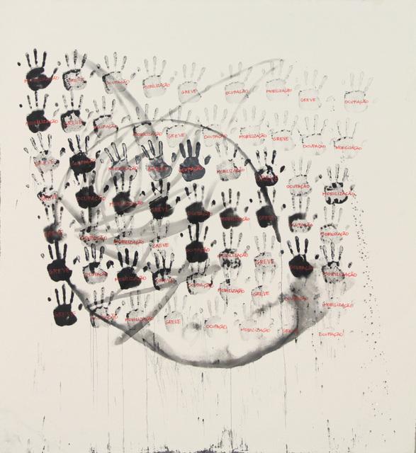 , 'Greve, ocupação, mobilização,' 2015, Anita Schwartz Galeria de Arte