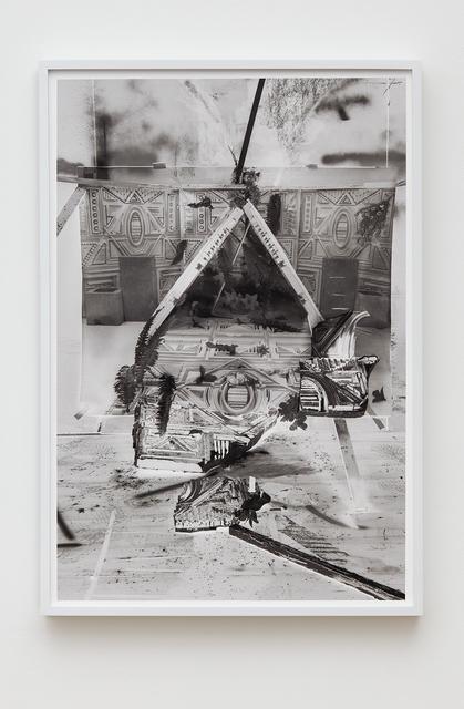 , 'Animita No. 8,' 2016, Klowden Mann