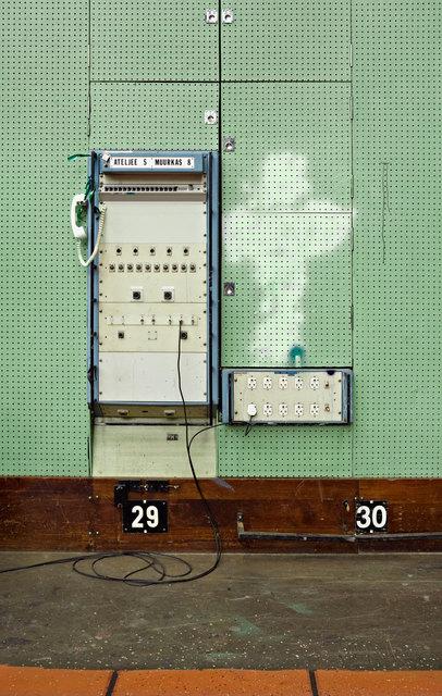 , 'SABC Minimal #3,' 2012, Goodman Gallery