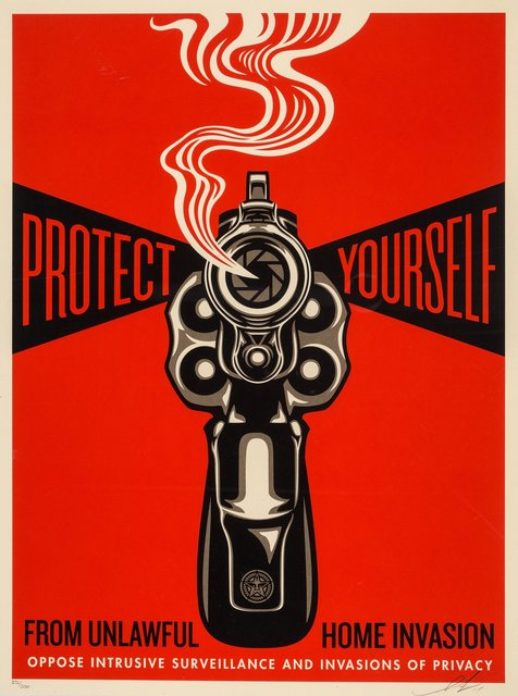 Shepard Fairey, 'Home Invasion I', 2014, Heritage Auctions