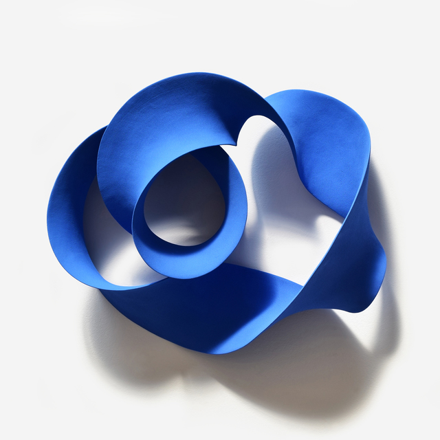 , 'Endless Blue (Wall),' 2016, J. Lohmann Gallery