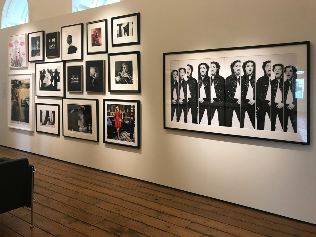 Harry Benson, Horst P. Horst, Frank Horvat, Jim Lee, Cathleen Naundorf, Helmut Newton, Irving Penn, Albert Watson, and Kimiko Yoshida.