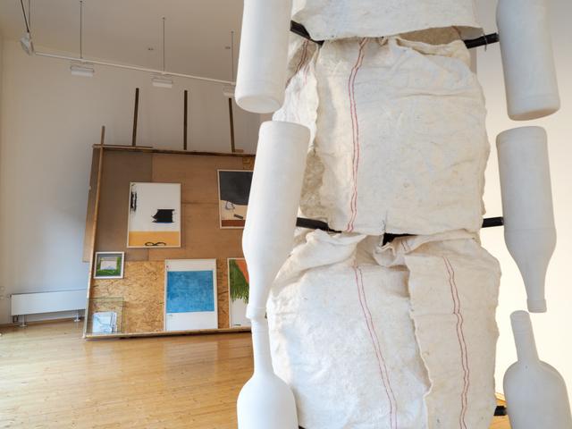 , 'ethyl missile,' 2016, VILTIN Gallery
