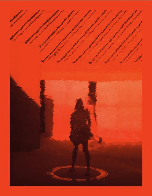 Max De Frost, 'YSL / Marrakech (Orange)', 2019, Michael Steinberg Fine Art