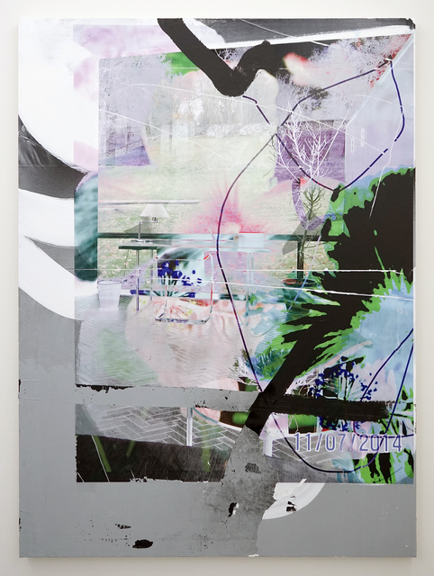 , 'Untitled (FA01-17),' 2017, Romer Young Gallery
