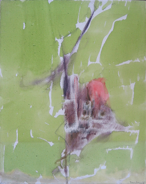 Seymour Boardman, 'Untitled No. 22', 1962, Painting, Oil on Canvas, Anita Shapolsky Gallery
