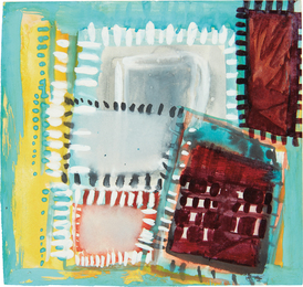 Eva Hesse, 'Untitled,' 1963-1964, Phillips: 20th Century and Contemporary Art Day Sale (November 2016)