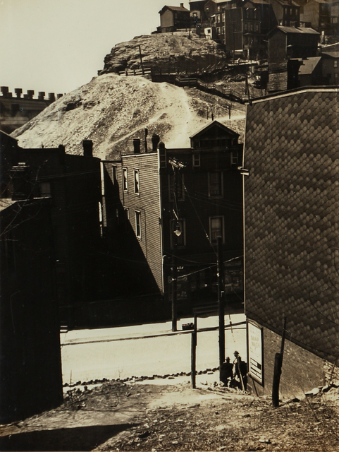 , 'Untitled ((Lower Oakland and Mills),' 1930-1943, L. Parker Stephenson Photographs