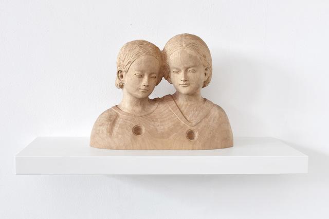 , 'ohne Titel (Geschwister),' 2016, Konrad Fischer Galerie