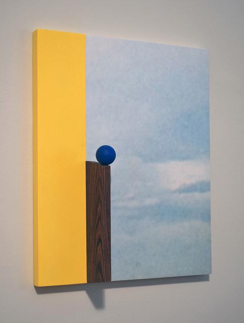 , 'Magritte Blue,' 2016, VICTORI+MO CONTEMPORARY