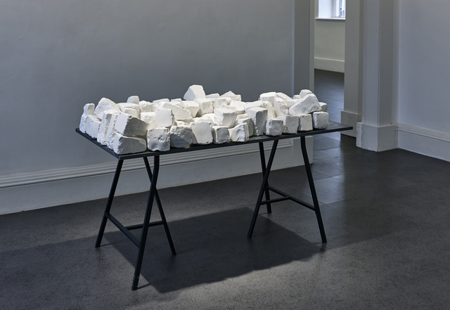 , 'La mia Roma (omaggio ai sampietrini),' 2016, Alexander and Bonin