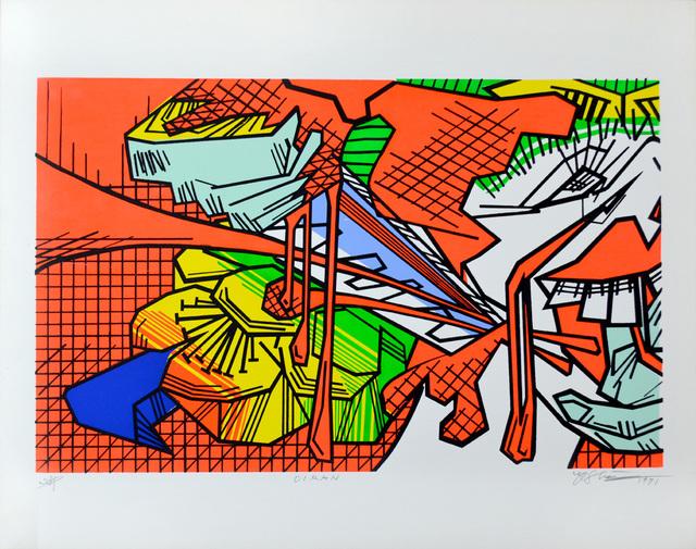 , 'Oiran,' 1971, Ronin Gallery