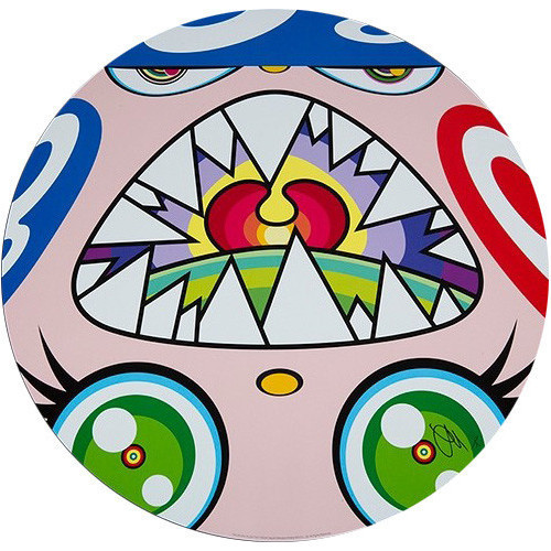 Takashi Murakami, 'We are the Jocular Clan #10', 2018, Vogtle Contemporary