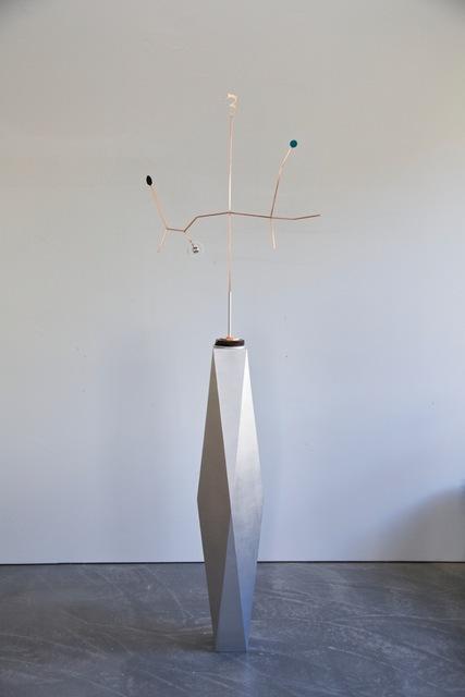 , 'Higgs Boson,' 2015, Galería Heinrich Ehrhardt