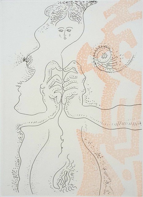 , 'Le Fil d'Ariane,' 1974, Graves International Art