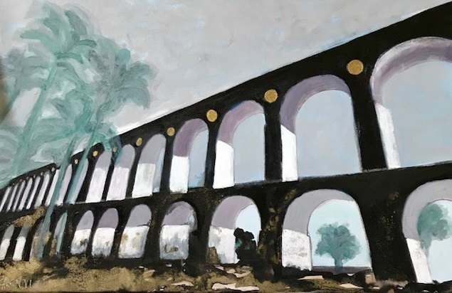 , 'Arcos da Lapa,' , Inn Gallery