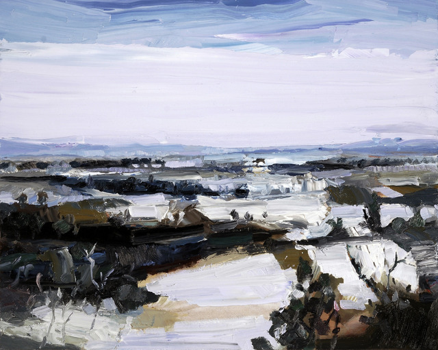 , 'A Cold Winter,' , Wallace Galleries