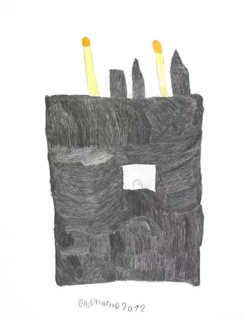 """, 'Castle """"Neuschwanstein"""",' 2012, Ricco/Maresca Gallery"""