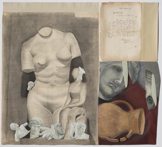 , 'Still Sculpture,' 2015, Espacio Mínimo