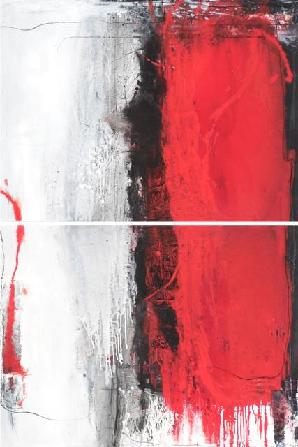 , 'Pranayama I, II,' 2016, Walter Wickiser Gallery
