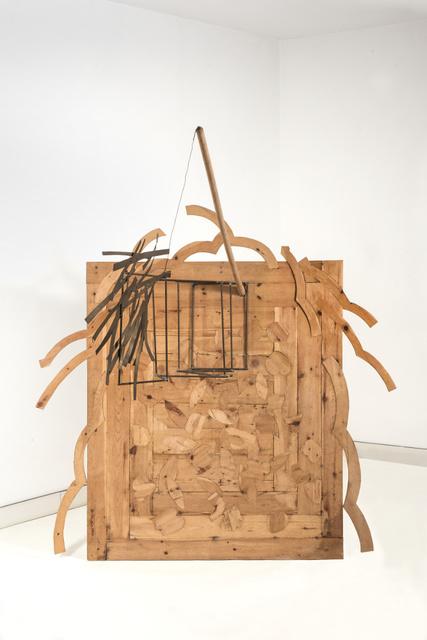 , 'Vecchio pino,' 1985, Galleria il Ponte