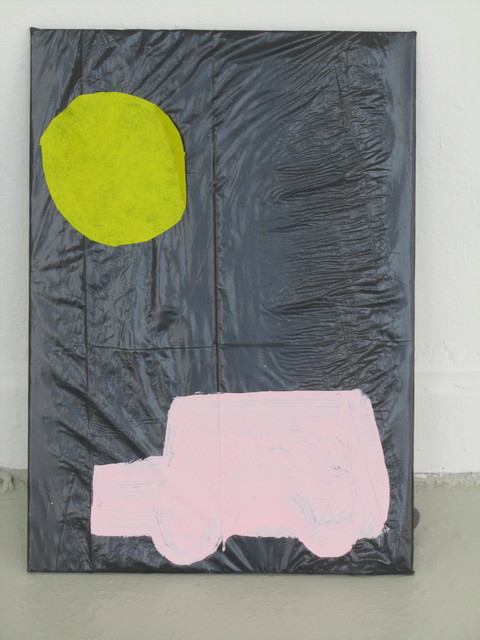 , 'auto,' 2016, galerie burster