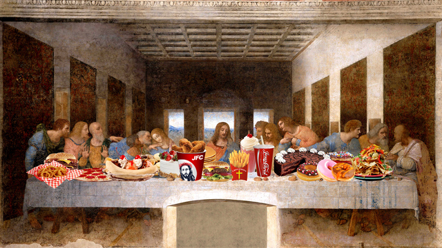 Kenneth Tin-Kin Hung, 'The Fast Supper', 2011, Postmasters Gallery