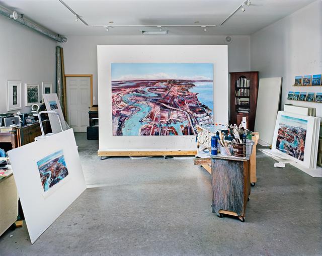 , 'John Hartman,' 2013, Peter Robertson Gallery