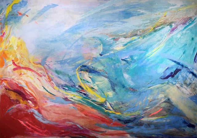 Tanja Bergman, 'Woman and Man (All is One)  ', 2010, Art Base
