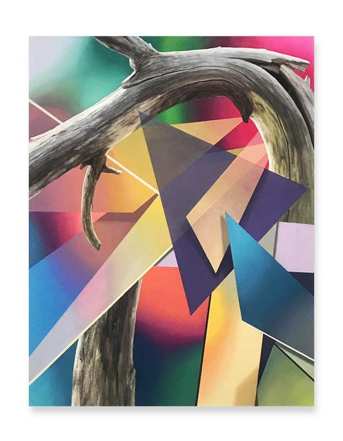 Javier Peláez, 'Broken Tree #4', 2019, William Turner Gallery